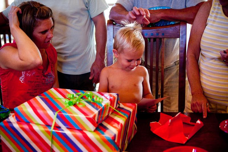 08 15 09 Jackson's 3rd Birthday-8399