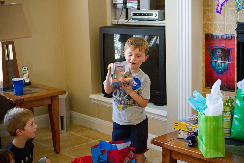 09 24 11 Jonah's 5th birthday party-7849