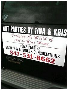 art parties