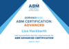 ABM Certification Advanced 04 06 17