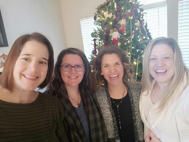 12 08 18 Anna, Danielle & Heather