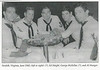 Ed Haight and friends WWII