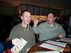 12-27-00 Dave & Alan with chopsticks