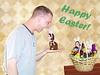 Dave eating Lisa-bunny 01