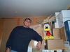 Brian & Odie in storage 10-29-00