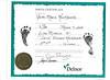 03 07 05 Faith's birth certificate