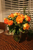 Flowers from Aunt Martha, Shannon and the bunch