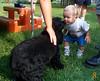 Jack kissing Whitney 08-19-00