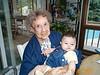Grandma & Emily 09-04-00