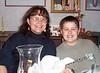 Mom & Tony