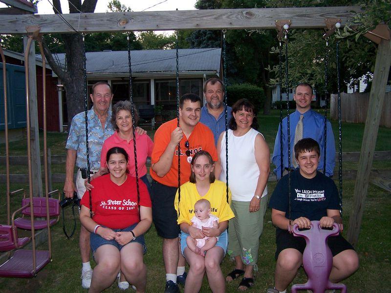 06 22 05 at Gurbals with Bob & Barb (2)