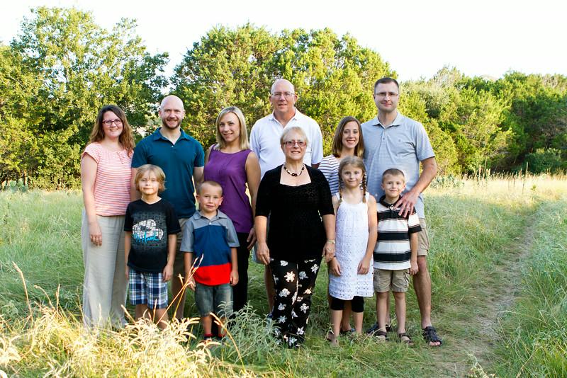 08 06 14 Hackbarth & Hlavin Family Photos-3524