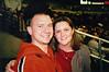Dave & Lisa at Bulls game 2003 maybe