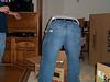 Alan's butt