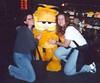 Lisa, Garfield & Rachael