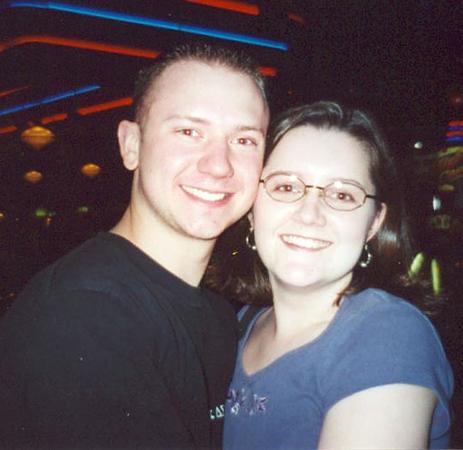 Dave & Lisa 05-16-00