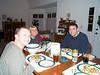SUSAN, BRIAN & DAVE DINNER 02 12-10-00