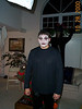 Brian as the Crow 10-28-00