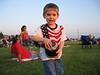 Jaycob football Fireworks 2004