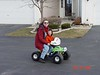 Jaycob on ATV 02-29-2004 010