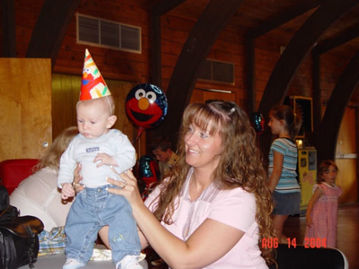 Coby's 2nd b-day party 005