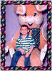 04 23 06 Easter 2006 Jake & the Easter bunny