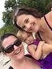 2015 08 Aug Georgetown w Danielle