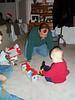 Dad & Jack 12-26-00