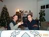 Dave & Alan toast 12-23-00