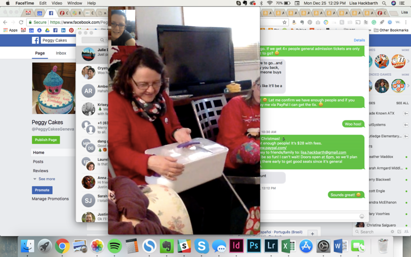 Grandma Christmas present Skype 01
