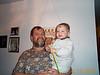Dad & Jack 04-15-01