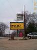 11-28-01 Usama shot sign
