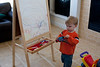 01 07 08 Jonah with Easel-9486