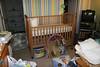 The crib: pre-bedding