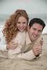 Heather Hogan and husband