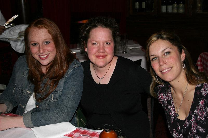 Corinne, Ellen & Mo