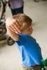 04 20 11 Jonah's preschool egg hunt-9136