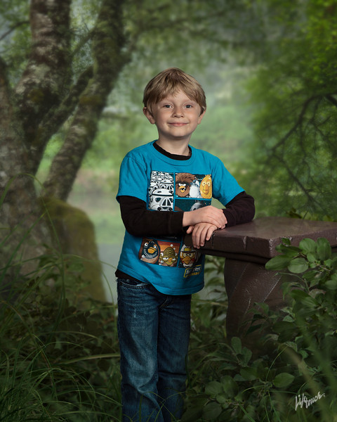 Jonah - Kindergarten