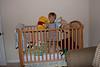 07 24 09 Jonah's last day in his crib-4857