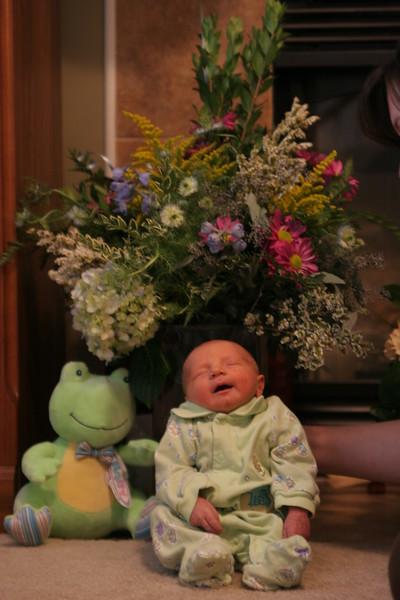 10 02 06 Jonah & Flowers from ARAMARK (9)