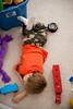 02 24 10 Jonah asleep on the floor-9506