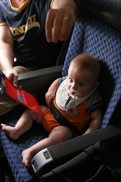 06 06 07 Jonah's 2nd Plane Ride (1)