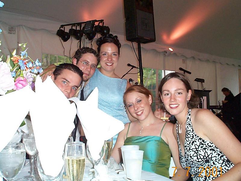 Brock, John, Mandy, Corinne & Brooke
