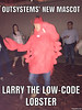 Larry the Low-Code Lobster