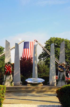 Hackensack Firefighters Memorial