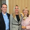 Steve Rush, Judge Angela Bisig and Dee Pregliasco.