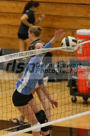 9-26-16 Hagerty Girls Freshman Volleyball vs LBHS
