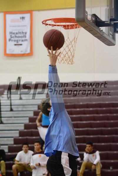 Freshman B Basketball 12-16-15