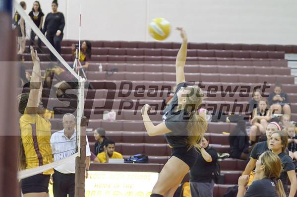 Hagerty Girls Freshman, JV, and Varsity Volleyball