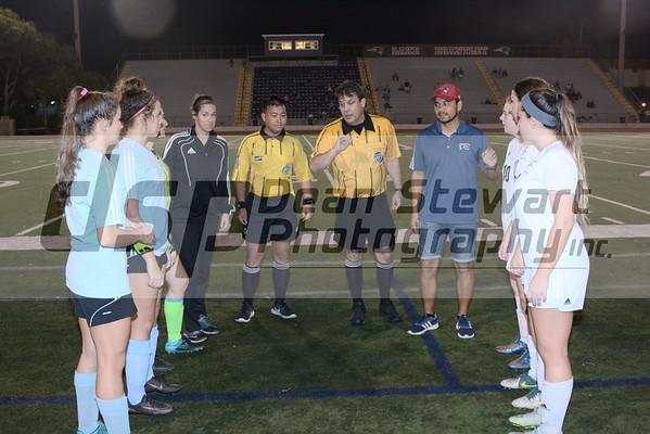 Hagerty HS Girls V Soccer 12-13-16